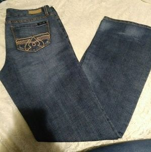 Sz 34x33 Seven7 Jeans--FLAWLESS